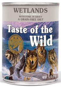 Taste of the Wild Grain Free Real Meat