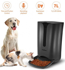 Balimo Automatic Dispenser Distribution Programmable Canine Feeder