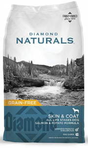 Diamond Naturals Skin & Coat Real Meat Recipe