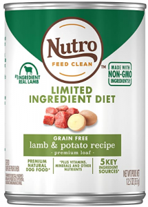 NUTRO Limited Ingredient Diet Adult Natural Wet Dog Food