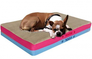 Pet Control HQ Premium Orthopedic Dog Bed