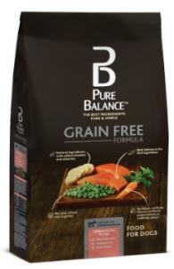 Pure Balance Grain Free Formula Natural Salmon & Pea