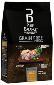 Pure Balance Grain Free DogFood Chicken & Pea Recipe