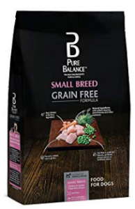 Pure Balance Grain Free Small Breed Chicken & Garden Vegetables