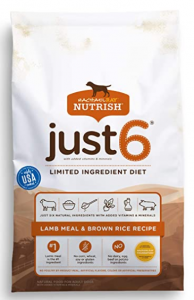 Rachael Ray Nutrish Just 6 Limited Ingredient