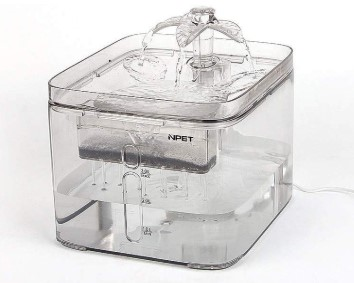 NPET Automatic Dog Water Fountain
