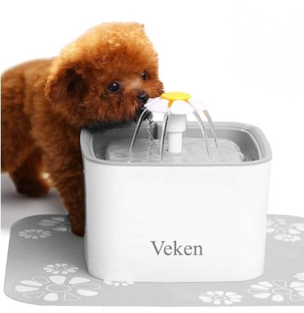Veken Automatic Dog Water Dispenser