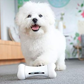 Wickedbone Smart Bone, Automatic & Interactive Toys for Dogs, Puppy and Cats with App Control