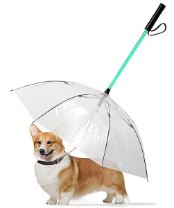 Decdeal Pet Dog Umbrella