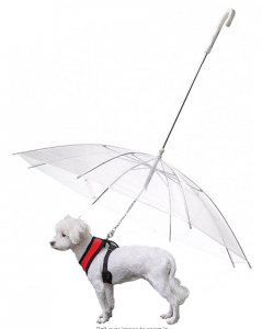 OMEM Dog Umbrella with Leash