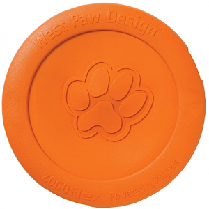 West Paw Zogoflex Zisc Durable Dog Frisbee