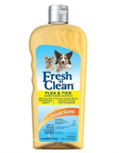 Fresh'n Clean Flea and Tick Small Pet Conditioning Shampoo