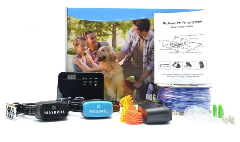 MASBRILL Electric Dog Fence