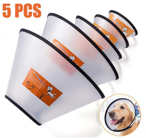 Fezep Cone Dog Collar