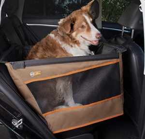 K&H PET PRODUCTS Buckle N' Go Dog Car Seat for Pets