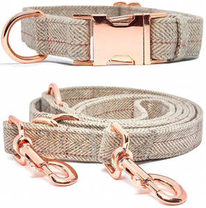 KUYOUGOU Heavy Duty Dog Collar