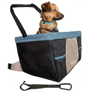 Kurgo Rear Car Booster Seat for Dogs Or Cats