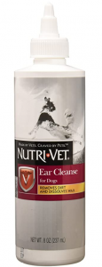 Nutri-Vet Ear Cleanse for Dogs