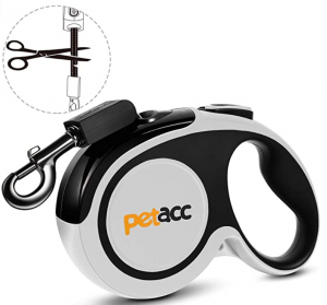 Petacc Retractable Dog Leash