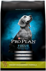 Purina Pro Plan Weight Loss Formula