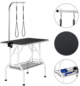Yaheetech Grooming Table