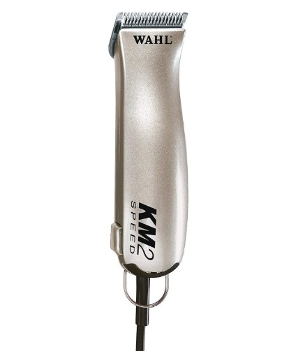 Wahl Professional Animal KM2 Deluxe 2-Speed Pet, Dog, and Horse Clipper Kit