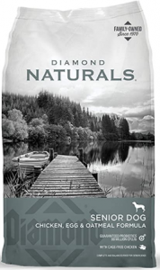 Diamond Naturals Senior Dog Formula