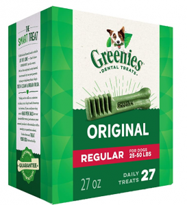 Greenies Specified Dog Dental Treats