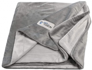 PetFusion Premium Pet Blanket, Multiple Sizes for Dogs & Cats