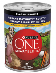 Purina Turkey & Barley Wet Food