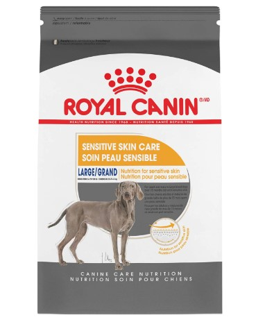 Royal Canin Canine Care Nutrition Sensitive Skin Care Dry Dog Food