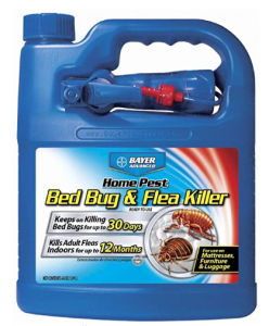 Bayer Advanced 84987646 701325A Bed Bug and Flea Killer