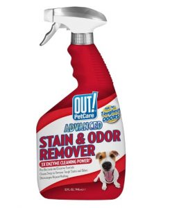 OUT! Advanced Stain and Odor Remover