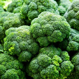 Broccoli Is Rich in Minerals