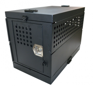 Owens Folding Dog Crate