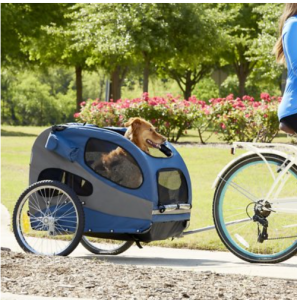 Solvit HoundAbout Pet Bicycle Trailer