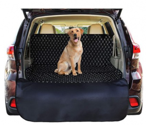 Pawple Waterproof Cargo SUV Dog Car Seat Cover
